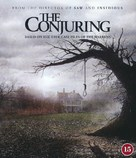 The Conjuring - Danish Blu-Ray movie cover (xs thumbnail)
