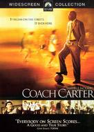 Coach Carter - DVD cover (xs thumbnail)