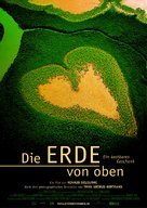 La Terre vue du ciel - German Movie Poster (xs thumbnail)