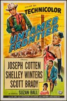 Untamed Frontier - Movie Poster (xs thumbnail)