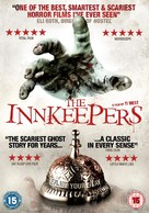 The Innkeepers - British DVD cover (xs thumbnail)