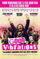 Good Vibrations - British Movie Poster (xs thumbnail)