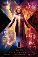 Dark Phoenix - Mexican Movie Poster (xs thumbnail)