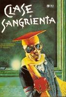 Cutting Class - Spanish Movie Cover (xs thumbnail)