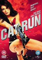 Cat Run - British DVD movie cover (xs thumbnail)