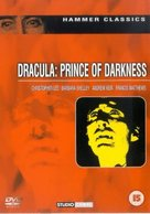 Dracula: Prince of Darkness - British DVD movie cover (xs thumbnail)