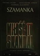 Szamanka - Polish Movie Poster (xs thumbnail)