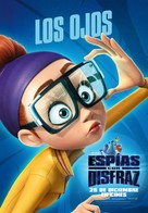 Spies in Disguise - Spanish Movie Poster (xs thumbnail)
