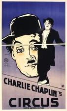 The Circus - Dutch Movie Poster (xs thumbnail)