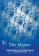 The Master - Swiss Movie Poster (xs thumbnail)