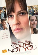 You're Not You - Dutch Movie Poster (xs thumbnail)