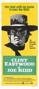 Joe Kidd - Australian Movie Poster (xs thumbnail)