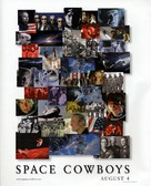 Space Cowboys - Movie Poster (xs thumbnail)