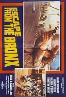 Fuga dal Bronx - Movie Poster (xs thumbnail)