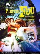 Pierrot le fou - Italian Movie Poster (xs thumbnail)