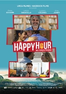 Happy Hour - Argentinian Movie Poster (xs thumbnail)