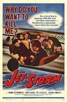 Jet Storm - Movie Poster (xs thumbnail)