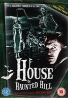 House on Haunted Hill - British Movie Cover (xs thumbnail)