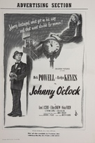 Johnny O'Clock - poster (xs thumbnail)