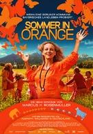 Sommer in Orange - Austrian Movie Poster (xs thumbnail)