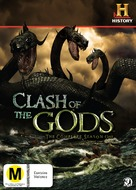 """Clash of the Gods"" - New Zealand DVD cover (xs thumbnail)"