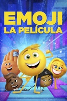 The Emoji Movie - Argentinian Movie Cover (xs thumbnail)