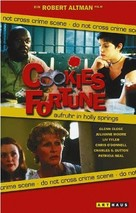 Cookie's Fortune - German VHS cover (xs thumbnail)