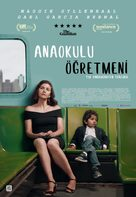 The Kindergarten Teacher - Turkish Movie Poster (xs thumbnail)