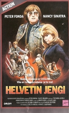 The Wild Angels - Finnish VHS cover (xs thumbnail)
