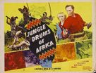 Jungle Drums of Africa - Movie Poster (xs thumbnail)