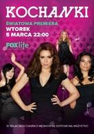 """""""Mistresses"""" - Polish Movie Poster (xs thumbnail)"""