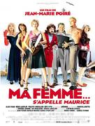 Ma femme... s'appelle Maurice - French poster (xs thumbnail)