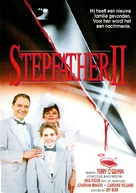 Stepfather II - Dutch Movie Cover (xs thumbnail)