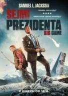 Big Game - Czech Movie Poster (xs thumbnail)