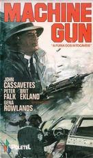 Machine Gun McCain - Brazilian VHS cover (xs thumbnail)