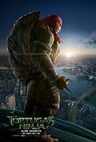 Teenage Mutant Ninja Turtles - Argentinian Movie Poster (xs thumbnail)