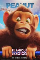 Wonder Park - Spanish Movie Poster (xs thumbnail)