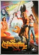 Beastmaster 2: Through the Portal of Time - Thai Movie Poster (xs thumbnail)