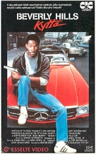 Beverly Hills Cop - Finnish VHS cover (xs thumbnail)