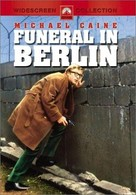 Funeral in Berlin - DVD movie cover (xs thumbnail)