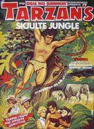Tarzan's Hidden Jungle - Danish Movie Poster (xs thumbnail)