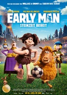 Early Man - German Movie Poster (xs thumbnail)