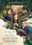 The Secret Garden - New Zealand Movie Poster (xs thumbnail)