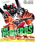 La tumba del pistolero - French Movie Poster (xs thumbnail)