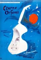 Orfeu Negro - Polish Movie Poster (xs thumbnail)