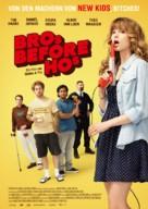 Bro's Before Ho's - German Movie Poster (xs thumbnail)