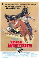 Three Warriors - Movie Poster (xs thumbnail)