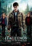 Harry Potter and the Deathly Hallows: Part II - Dutch Movie Poster (xs thumbnail)