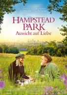 Hampstead - German Movie Poster (xs thumbnail)