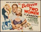 Between Two Women - Movie Poster (xs thumbnail)